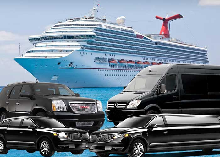 ny cruise port limo transfer