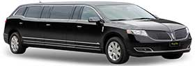 stretch limousine service from lga airport